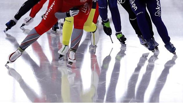 Speed Skating - Mulder sets the standard in Berlin with Olympics on horizon