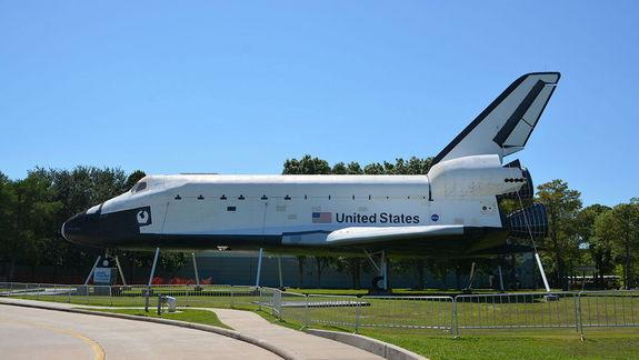 Name Texas' Space Shuttle: Space Center Houston Launches Contest