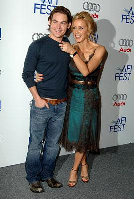Premiere: Kevin Zegers and Felicity Huffman at the LA premiere of The Weinstein Company's Transamerica - 11/6/2005