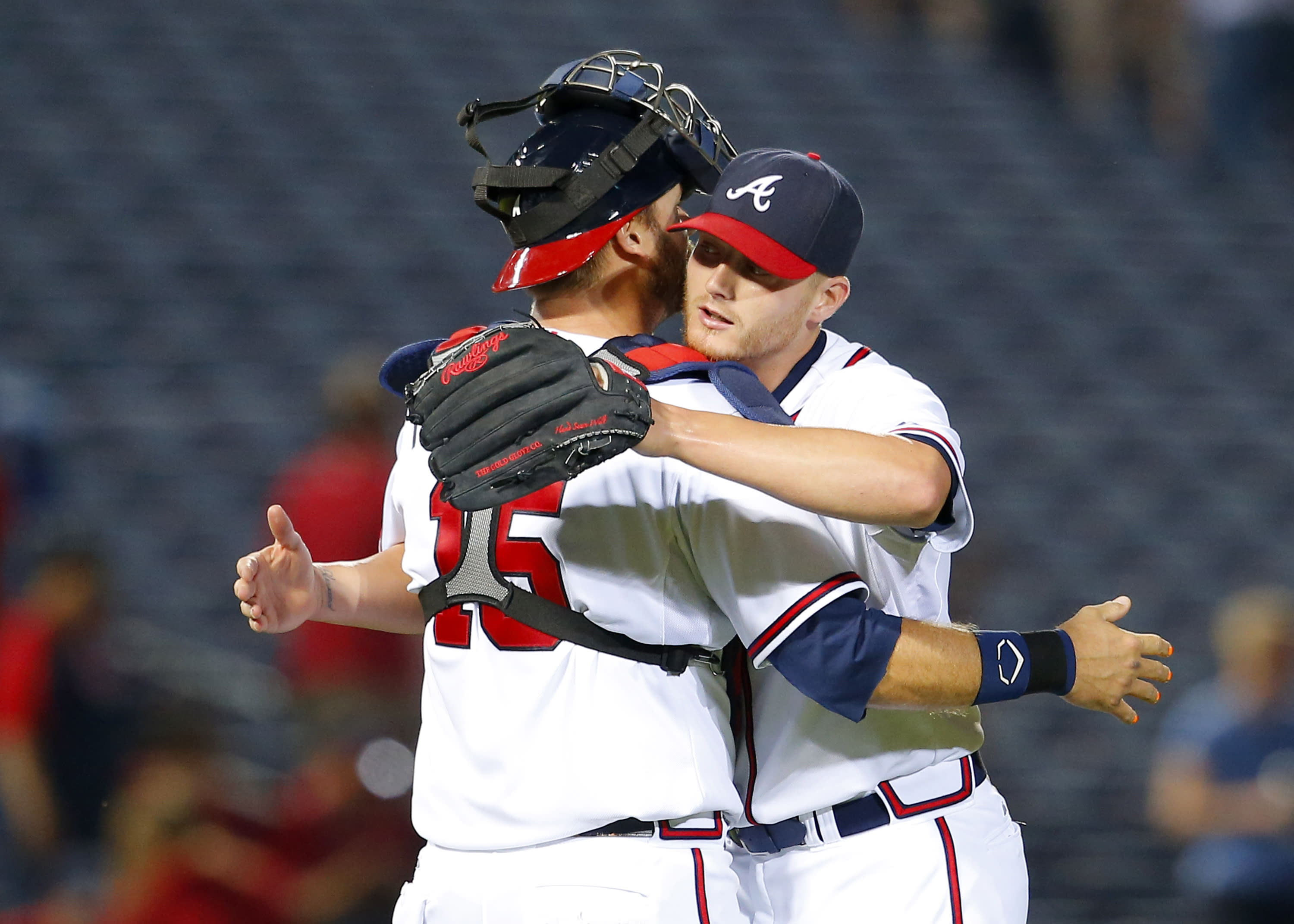 Shelby Miller's complete game gem leads Braves over Phillies