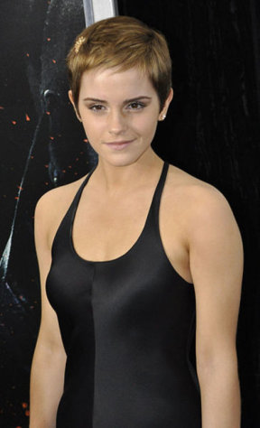 Emma Watson is one lady who is in the running to play Anastasia Steele.