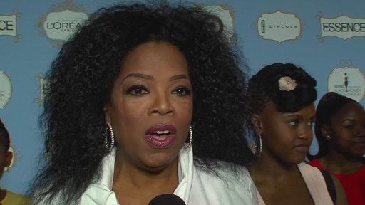 Oprah Winfrey Discusses Being Honored at Essence Luncheon & 'Next Chapter'