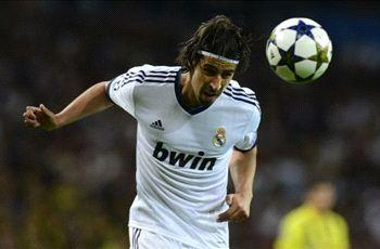 Agent: Khedira will remain at Madrid