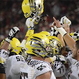 What's Oregon's Alamo Motivation?