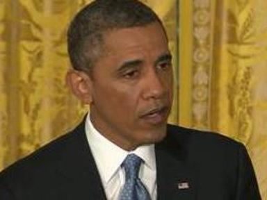 Obama Acknowledges Challenges of New Gun Laws