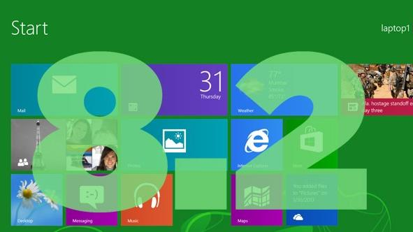 Windows 8.2 Rumors: New Start Menu, Apps on Desktop, More