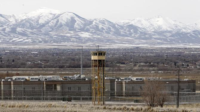 FILE - This Feb. 19, 2013, file photo shows the Utah State Prison in Draper, Utah. The Utah State Prison has settled a wrongful-death lawsuit in the case of an inmate who died after a dialysis provider didn't show up to give him treatment for two days, court documents filed Tuesday, Dec. 1, 2015, show. (AP Photo/Rick Bowmer, File)