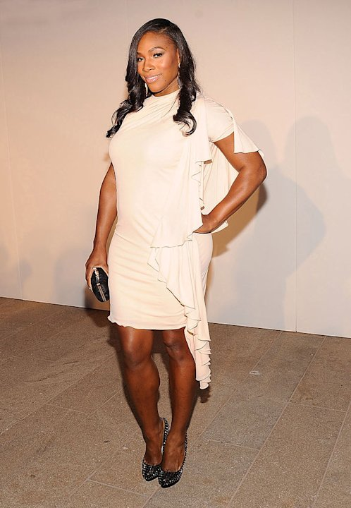Williams Serena Fashion Night Out
