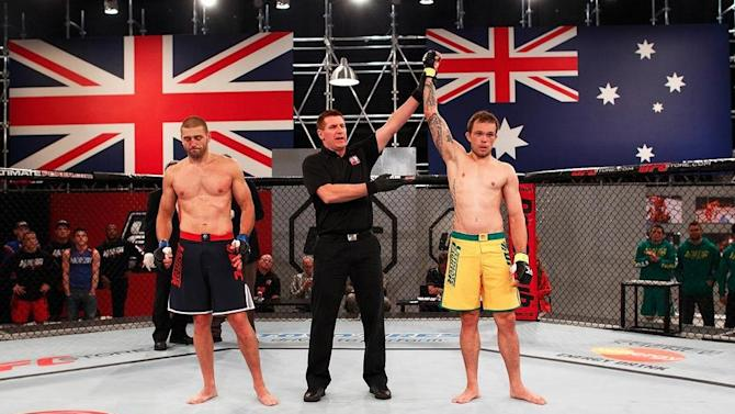 UFC Will Return to Australia in 2013 for Another Edition of TUF and At Least One Live Event