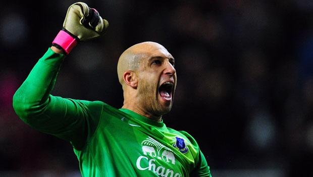 American Exports: Tim Howard returns from injury to lead Everton victory over Stoke