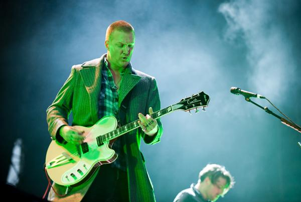Josh Homme: Arctic Monkeys Album Is a 'Sexy, After-Midnight Record'