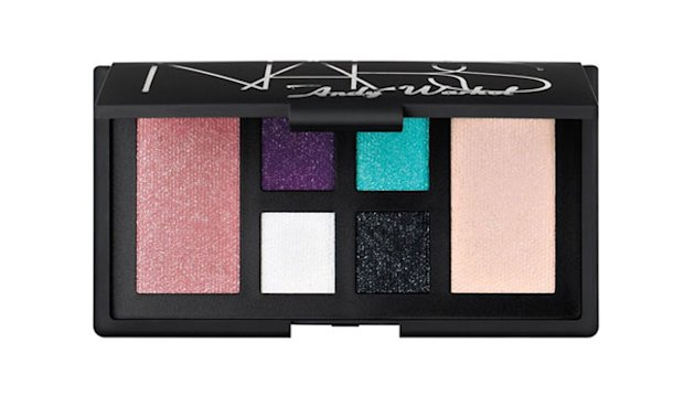 Nars x Andy Warhol Debbie Harry Palette