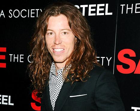 Shaun White Arrested for Public Intoxication, Vandalism: Report