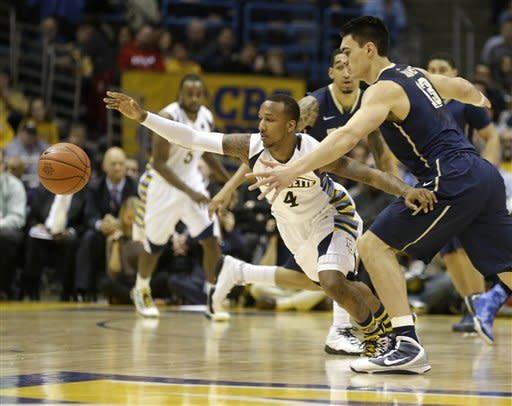 Blue leads No. 18 Marquette past No. 16 Pitt