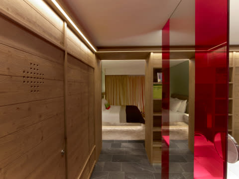 Cross the Line: W Hotels Worldwide Unveils Innovative Design Concept at W Verbier