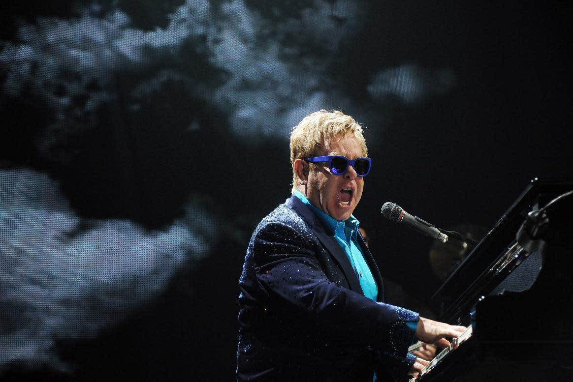 Elton John adds Australian dates to his latest world tour