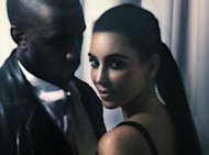 Hottest Couple On The Planet: Kim Kardashian And Kanye West's Sexy Photo Shoot 