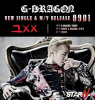 G-Dragon finally releasing his new solo album 'The XX'