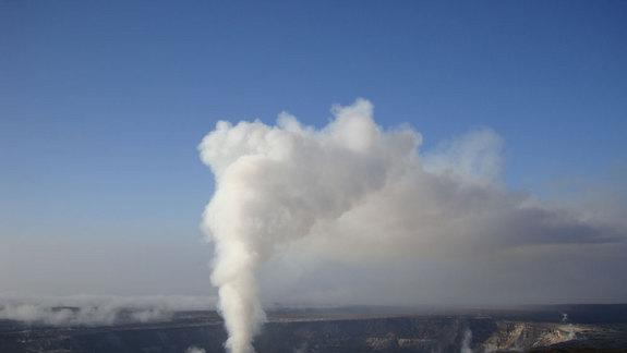 Volcano 'Burps' Reflected in Earthquakes