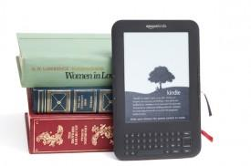 Amazon Announces Ebooks Now Outsell Print Books in UK