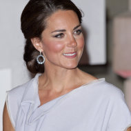 Kate Middleton, Duquesa de Cambrige, en Londres el 30 de julio de 2012.