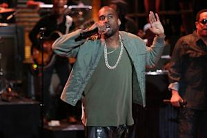 Kanye West Working on 'Yeezus' Follow-Up