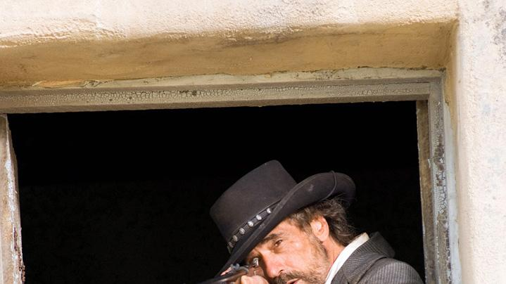 Appaloosa Production Stills Jeremy Irons New Line Cinema 2008