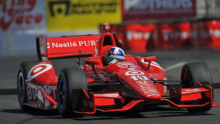 IndyCar: Long Beach Grand Prix-Practice