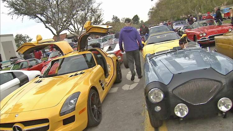 Tour d'Orange brings out OC car enthusiasts
