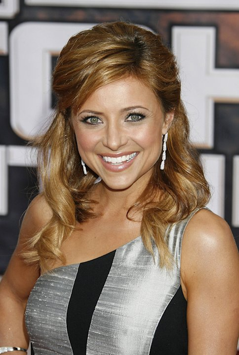 Race to Witch Mountain LA premiere 2009 Christine Lakin