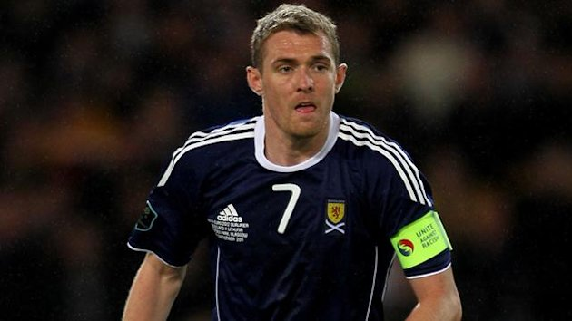 2011 Scotland Darren Fletcher