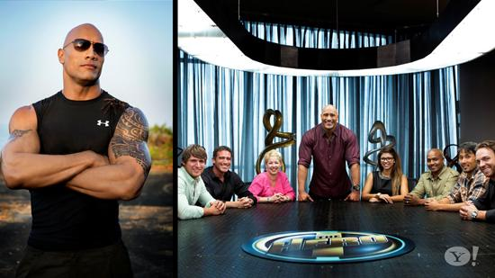 EXCLUSIVE: The Rock's Heroic New Reality Show