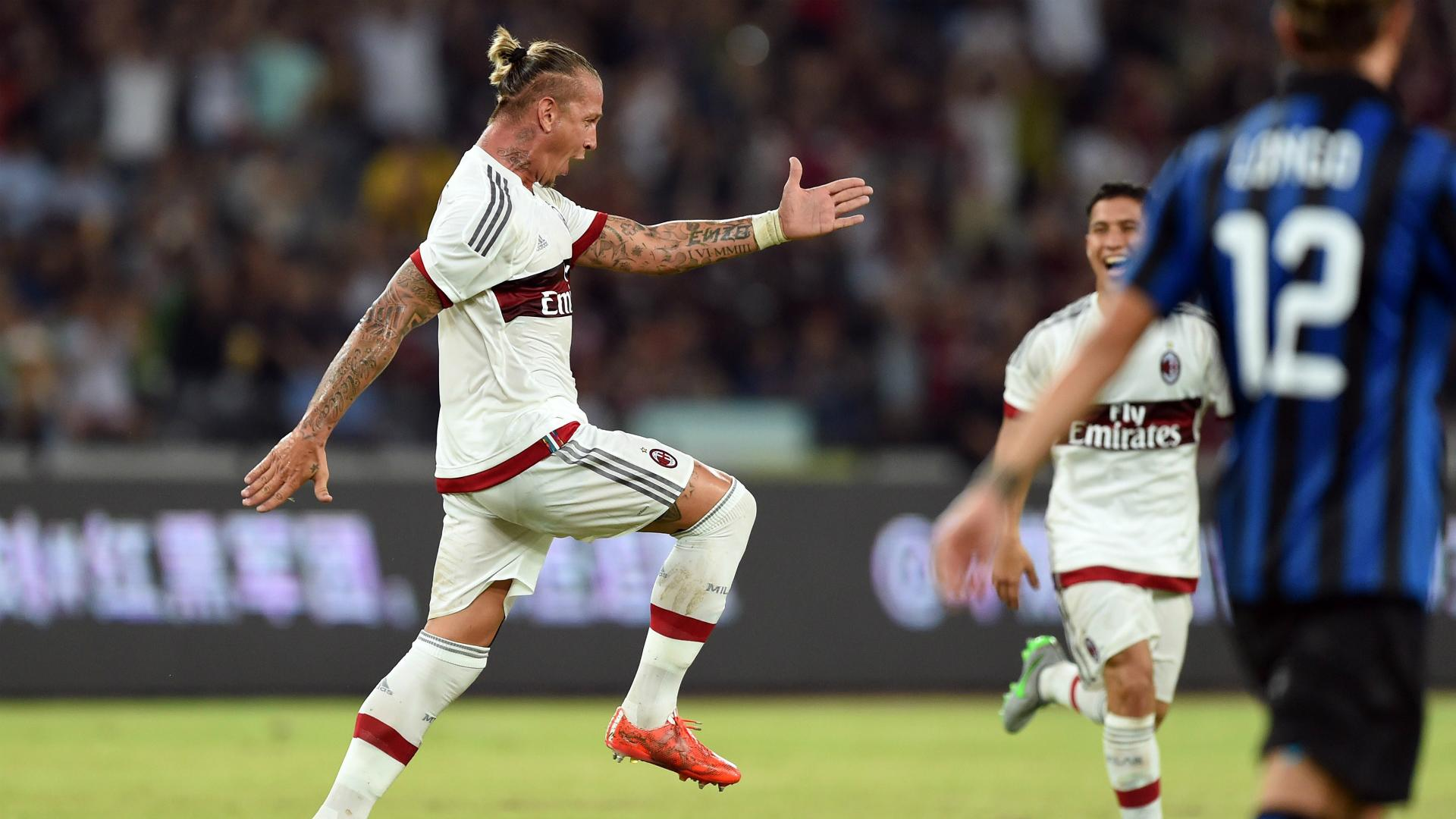 Mexes frustrated by Milan's slump