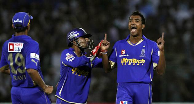 Rajasthan Royals vs Kolkata Knight Riders - IPL 2012