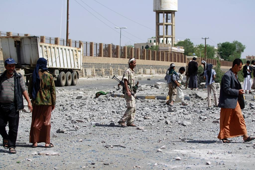 UN seeks to persuade Yemen's Huthis to attend talks