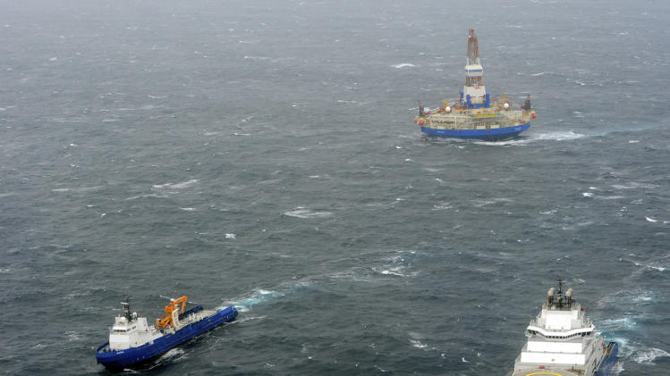 Shell prepares Arctic offshore exploration plan