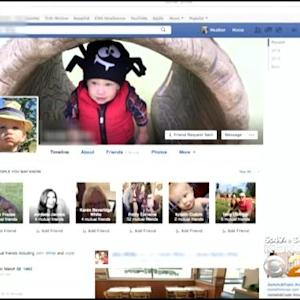 More Parents Setting Up Facebook Accounts For Their Children