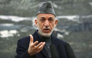 Turns Out British Spies Were Giving Bags of Cash to Karzai, Too