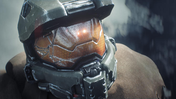 "This photo provided by Microsoft shows a scene from the upcoming ""Halo"" video game for the Xbox One. After nearly two years since launching a studio to create new shows to be streamed on Xbox consoles, Microsoft is finally ready to serve an assorted helping of original programming this summer for the Xbox 360 and Xbox One. However, viewers shouldn't expect Xbox Originals, as they're called, to be available the same way that content is on Netflix and Hulu. (AP Photo/Microsoft)"