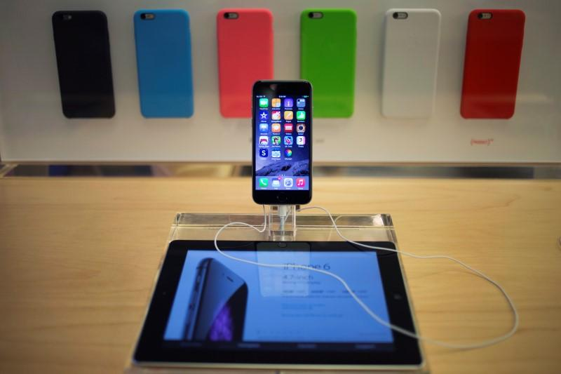 Apple iPhone sales trample expectations as profit sets global record