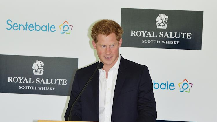 Prince Harry visit to the United States - Day Seven