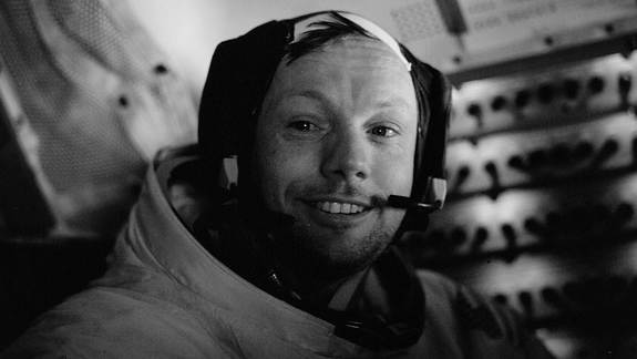 Neil Armstrong's 'One Small Step': Controversy Erupts Over Moonwalk Quote