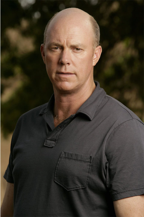 Michael Gaston stars as Gray Anderson on CBS Network's Jericho.