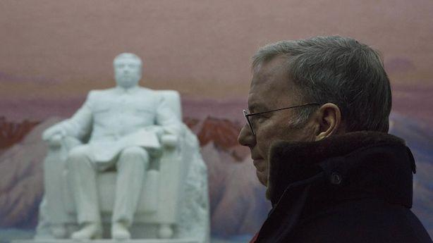 Just How Badly Is Eric Schmidt's Trip to North Korea Going?