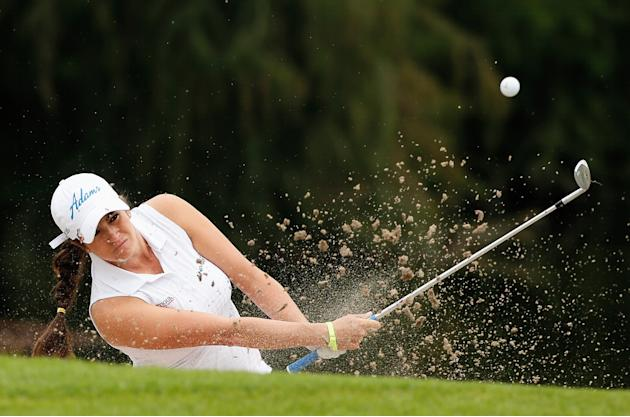 Lorena Ochoa Invitational Presented by Banamex - Round Two