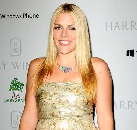 "Busy Philipps Welcomes Baby Girl: ""Everyone Is Healthy and Happy"""