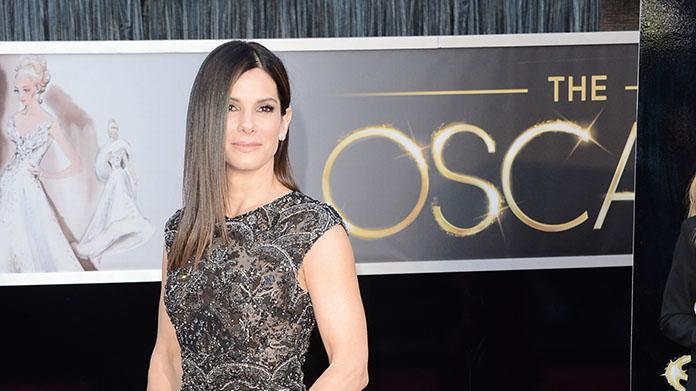 85th Annual Academy Awards - Arrivals: Sandra Bullock
