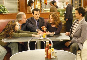 Paula Marshall, Henry Winkler, Ty Burrell, Stockard Channing and Christopher Gorham