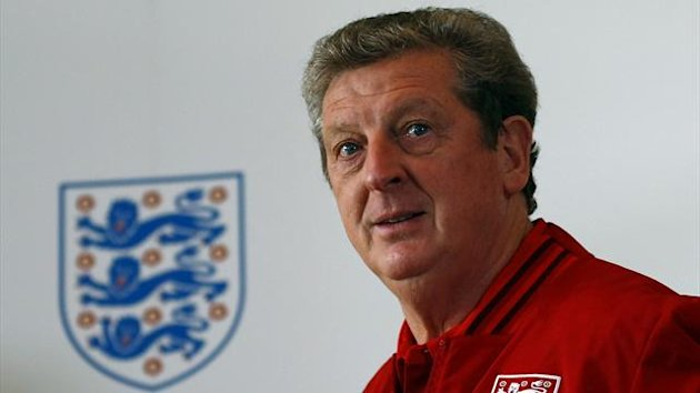 England&#39;s manager Roy Hodgson (Reuters)