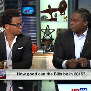 How good can the Buffalo Bills be in 2015?